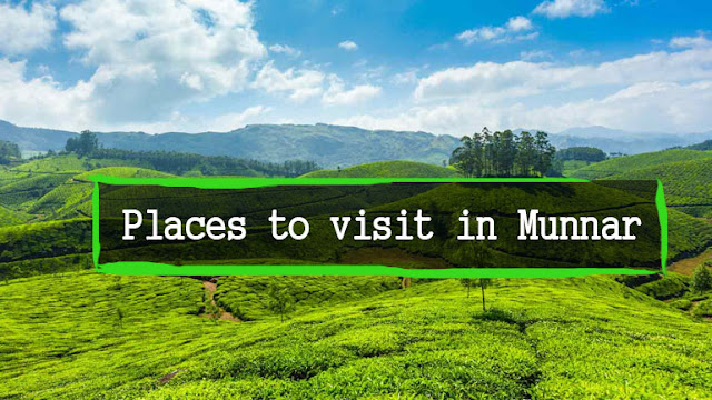 Places to Explore Near Munnar | How to Reach Munnar