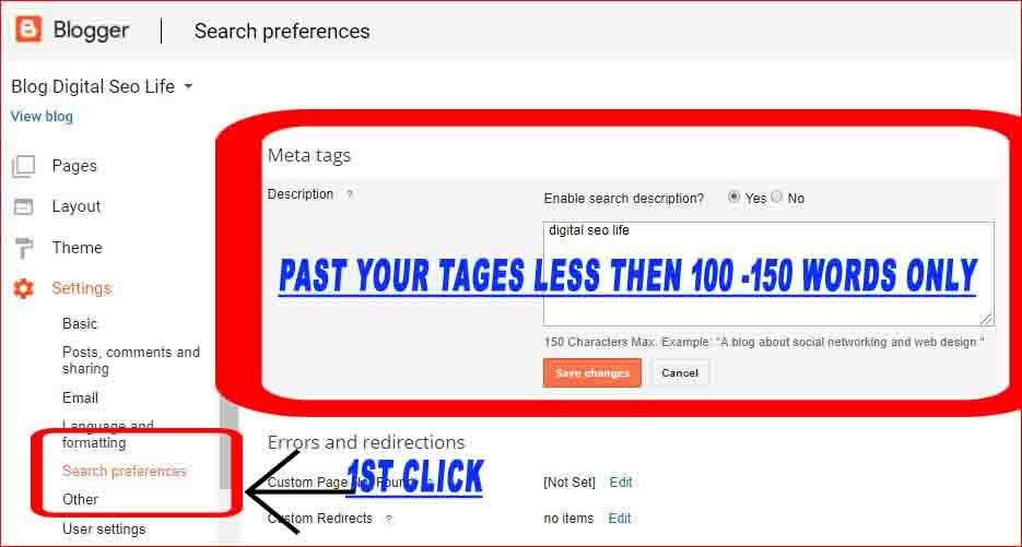 seo-meta-tags-and-description-for-blogger