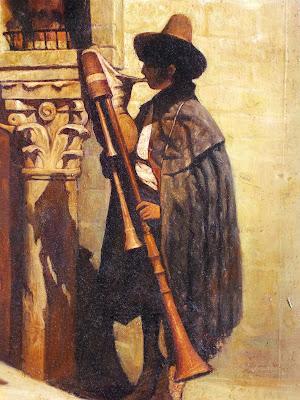 Dipinto ottocentesco - arte - annunci