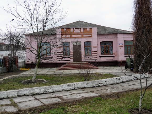 Слов'янськ. Краєзнавчий музей