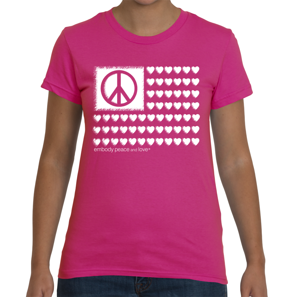 Embody Peace And Love Hi Friends Check Out Our Eight T