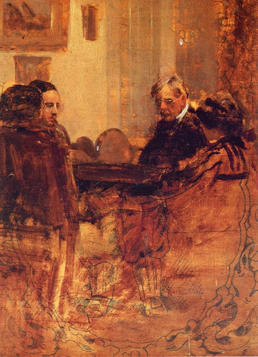 Julian Onderdonk Impressionist Painter Tutt Art Pittura Scultura Poesia Musica