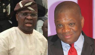 Fayose and Kalu