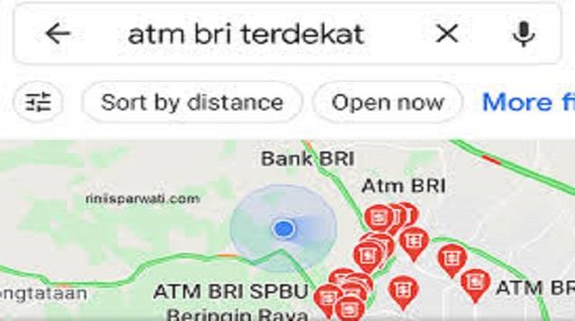 ATM BRI Terdekat
