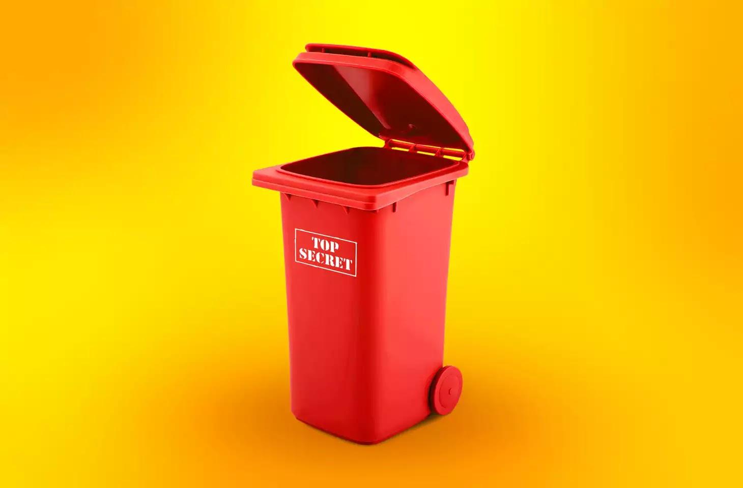 Disposing Corporate Trash