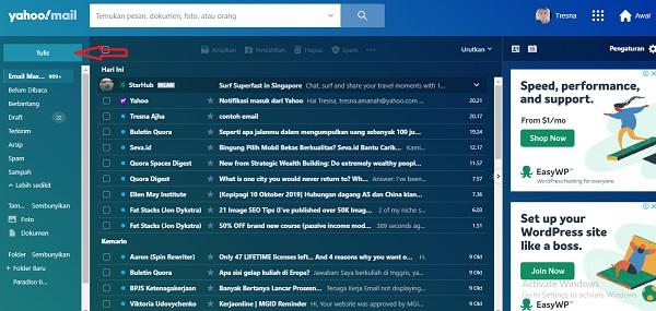 cara mengirim email lamaran kerja