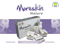 Moreskin Nature Cosmetic Skin Care - Paket Kecantikan Masa Kini