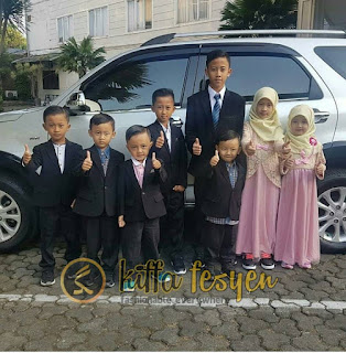 Jas Formal Anak Kiddos
