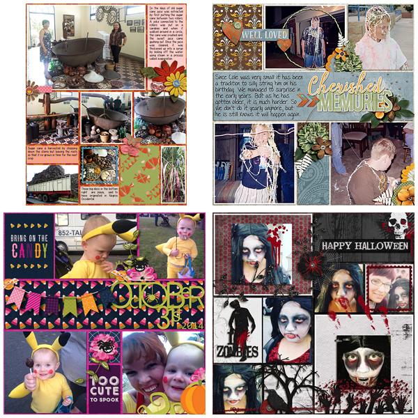 Dagi's Temp-tations Pocketful of Love 4 Spookalicious