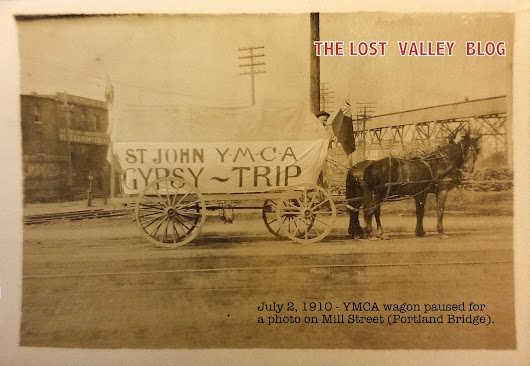 """Gypsy Trip"" to Fredericton in 1910 - a Rite of Passage for YMCA Boys"