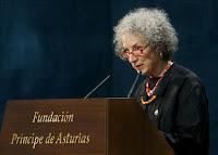 Margaret Atwood, El asesino ciego