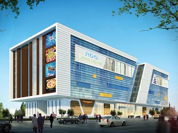 Trung tâm thương mại Dương nội
