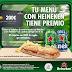 Consigue tu Tarjeta Regalo con Heineken