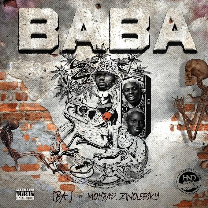 Iba J ft Mohbad,  Zinoleesky - Baba
