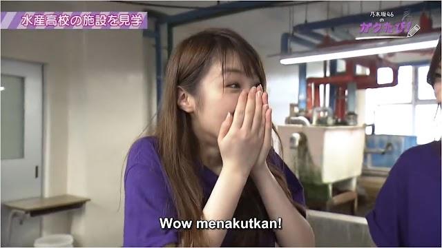 Nogizaka46 No Gaku Tabi Episode 7 (Aichi) (Takayama Kazumi) (Shinuchi Mai) (Ito Juna)