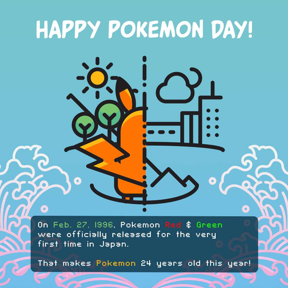 National Pokemon Day Wishes Images