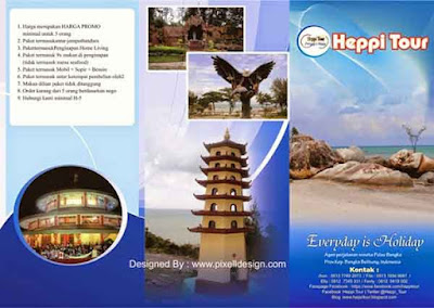 contoh iklan wisata liburan