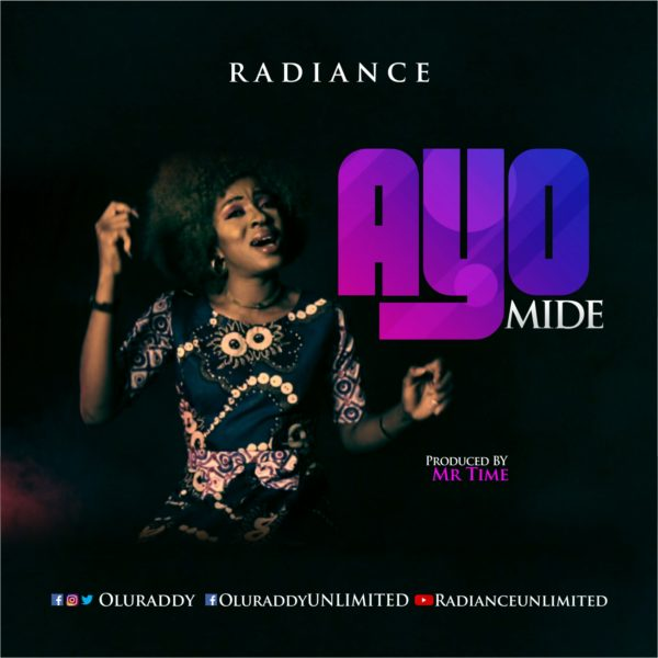 Radiance - Ayomide Mp3 Download