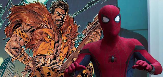 ▶️ SPIDER-MAN: CÓMO entraría KRAVEN EL CAZADOR en el UCM?