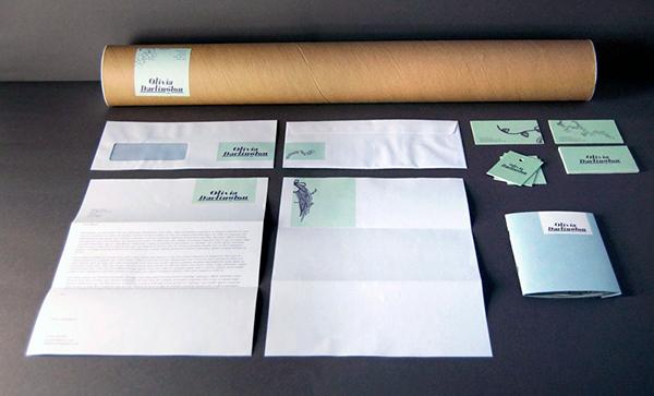 Graphic Design Portfolio of Tau Siroko - Letterheads