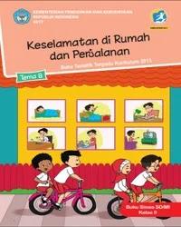 Buku tema 8 Siswa Kelas 2 k13 2017