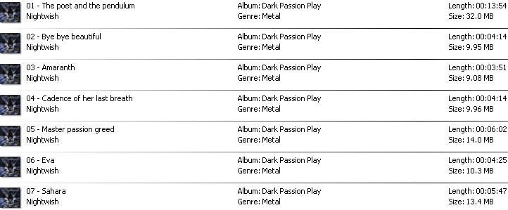 NIGHTWISH GRATUITO CD ONCE GRATIS DOWNLOAD
