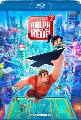 Ralph Breaks The Internet [2018] [BD25] [Latino] [V2]