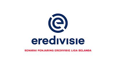 Senarai Penjaring Gol Eredivisie 2019/2020 (Liga Belanda)