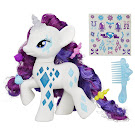 MLP Glamour Glow Rarity Brushable Pony