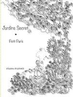 Jardin Secret book cover