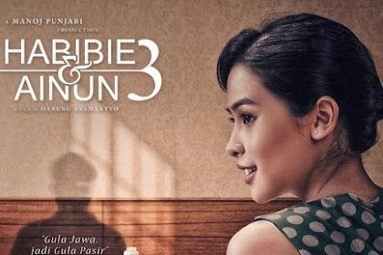 Jangan Lupa Saksikan Film Habibie & Ainun 3, Bulan Desember 2019