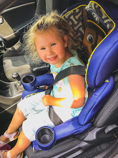 kids embrace car seat paw patrol chase