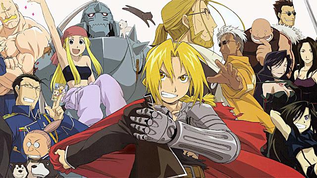 Episodios Fullmetal Alchemist (2003) : Relleno y Orden Cronológico