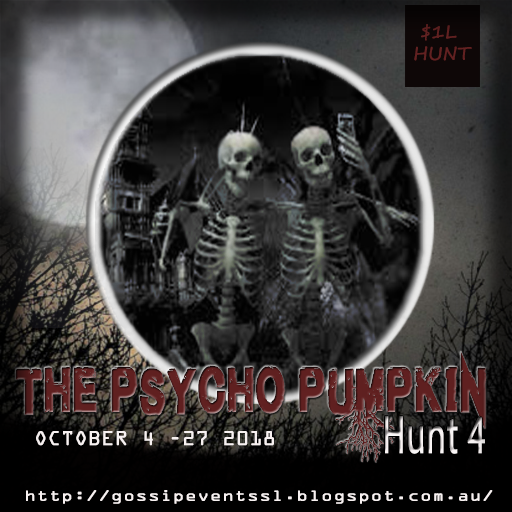 The Psycho Pumpkin Hunt 4