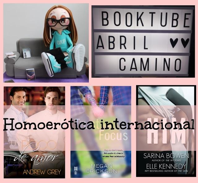 Romántica homoerótica internacional