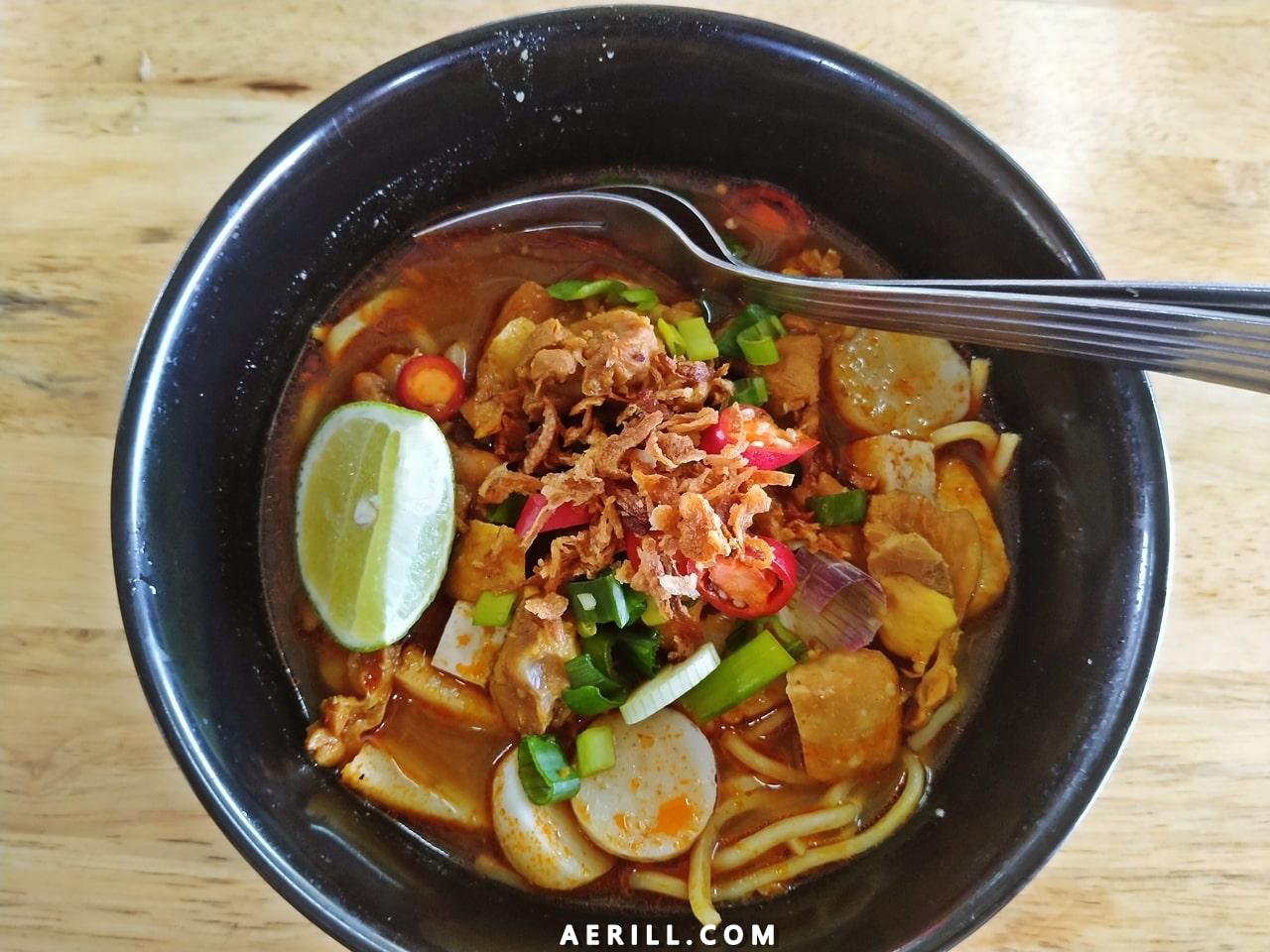 Makan Sate Tersedap Kedah di At Satay Semeling, Bedong, Kedah