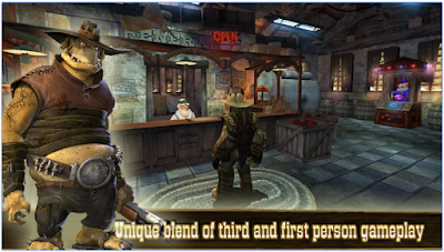 Oddworld: Stranger's Wrath v 1.0.13 Apk Mod Data Gratis Terbaru