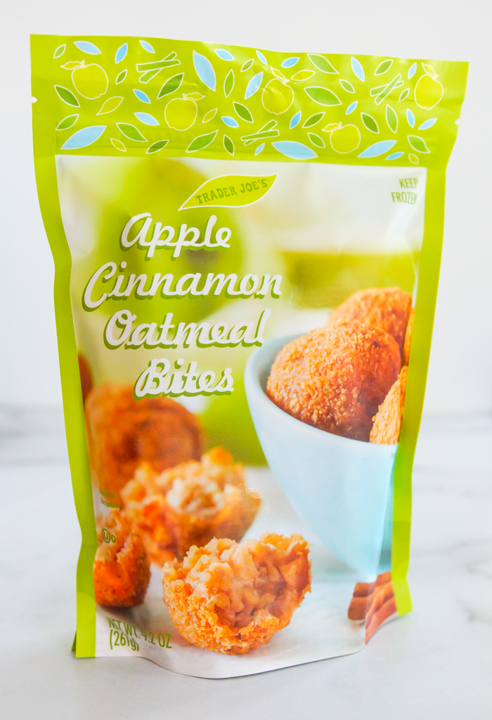 Trader Joe's Apple Cinnamon Oatmeal Bites Review