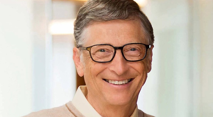 Bill Gates Microsoft Corp co-founder