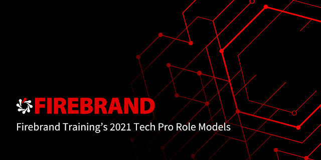 Introducing Firebrand Training's 2021 Tech Pro Role Models