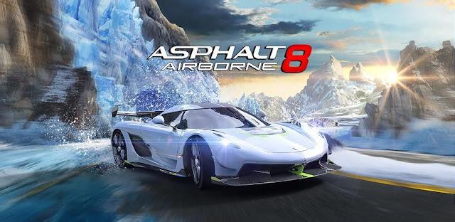 Asphalt 8 Airborne v1.0.0 [PREMIUM]