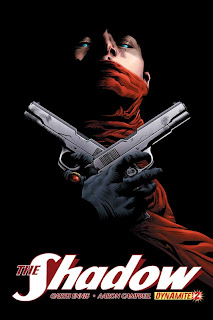 Angry Koala Gear: The Shadow #1 Goes to Second Print from Dynamite ...