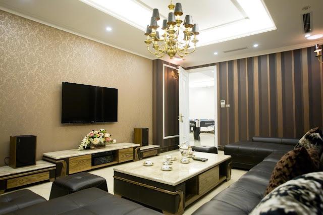 Mua chung cư đẹp là điều khách hàng hướng đến.