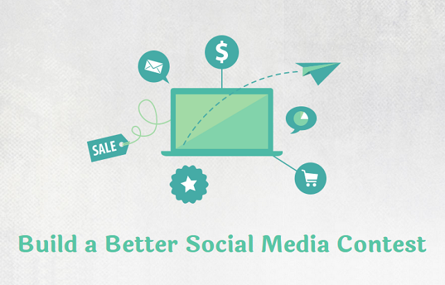 18 Steps To Building a Winning Social Media Contest - #infographic