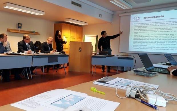 Pembahasan Penegakan Hukum Bidang Perikanan di Norwegia