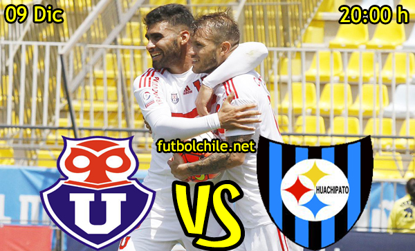 Ver stream hd youtube facebook movil android ios iphone table ipad windows mac linux resultado en vivo, online: Universidad de Chile vs Huachipato