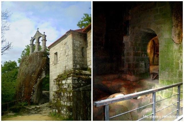Ribeira Sacra, Monasterio de San Pedro de Rocas, Galicia