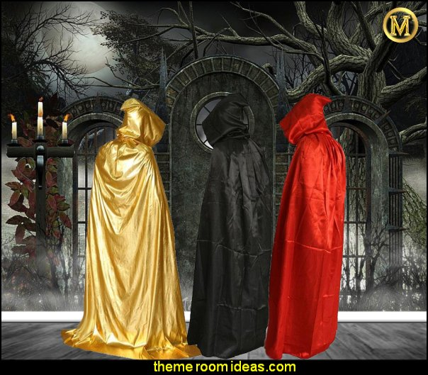 Cloak halloween costumes halloween party decorations