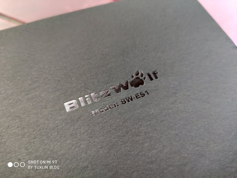 Review BlitzWolf BW-ES1 Graphene