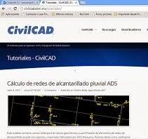 TUTORIALES DE CivilCAD